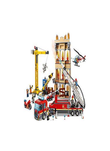 Lego Lego City D Fire Brigade 60216 Renkli